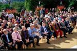 Inauguration à Saint Gaudens
